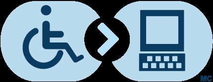 Cliquez sur cette icône pour en savoir plus sur notre engagement envers les clients et employés handicapés.