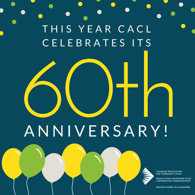 The year CACL celebrates its 60th anniversary!