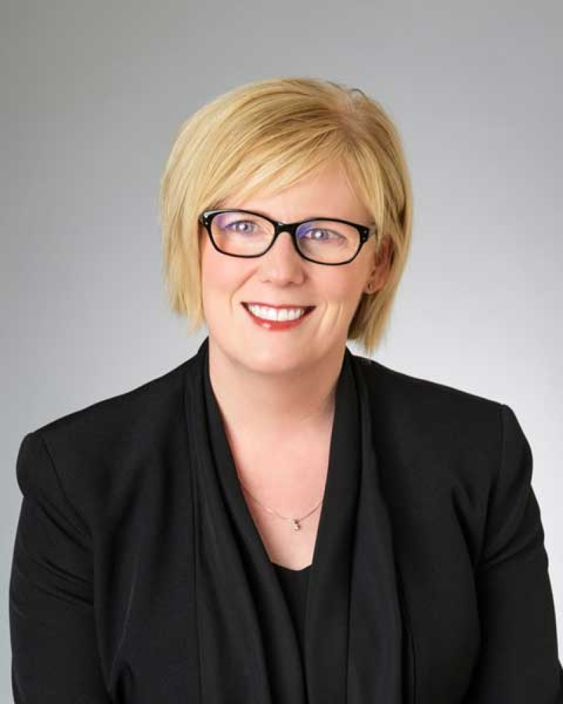 Portrait of the Honourable Minister Carla Qualtrough