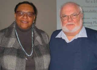 3 Joyce Clayton and Gordon Porter NOv 2012